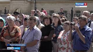 Губернатор Омской области Виктор Назаров побывал с рабочим визитом в Муромцевском районе