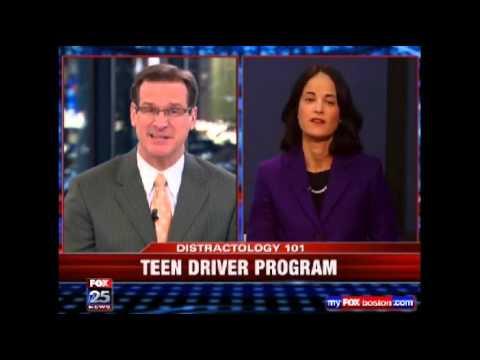 Distractology 101 Featured on Fox25 Boston