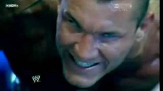 Randy Orton feels like a monster [HD]