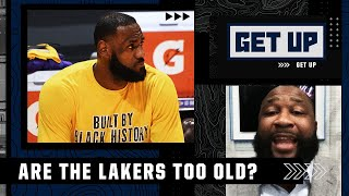 Load management will be huge for the Lakers this upcoming season – Marcus Spears   Get Up