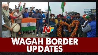 Wagah Border Live Updates | Wing commander Abhinandan To Return Via Wagah Border Today | NTV