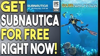 Get Subnautica Free Right Now and Discord Store Beating Epic Store?