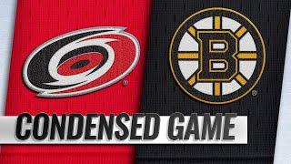 03/05/19 Condensed Game: Hurricanes @ Bruins