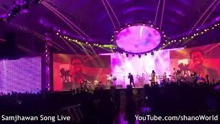 Samjhawan Song Live by Shreya Ghoshal in Dubai