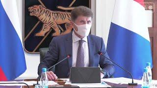 В Приморье приняты послабления режима повышенной готовности