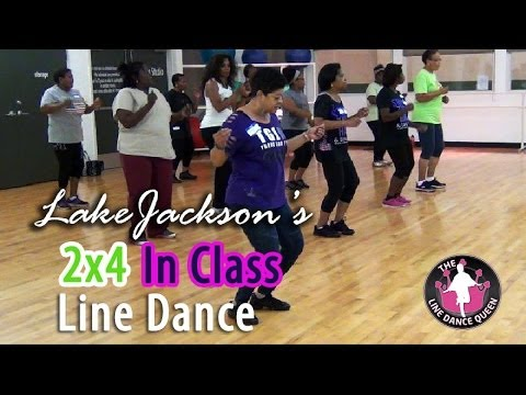 Cupid's 2by4 (2x4) Line Dance w Instructions-In Class SUPER EASY