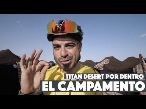 TITAN DESERT ETAPA 1 | cómo es la Titan Desert por dentro | Valentí Sanjuan