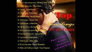 Top Love Songs of All Times