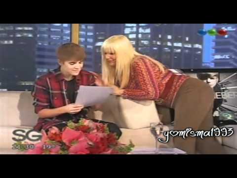 Justin Bieber Hablando En Español 3