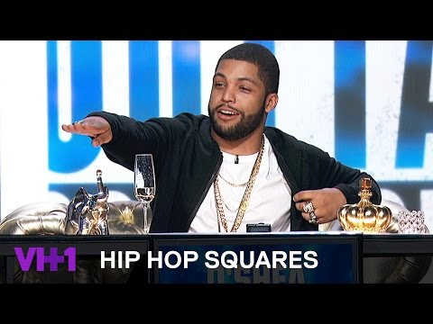 O'Shea Jackson Jr. Is Quizzed On Ice Cube's Music Career | Hip Hop Squares