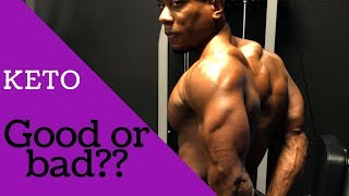 KETO: Is It Good For Cutting And Bulking For Natural Lifters???