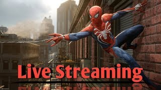 I finish Spider-Man on PS4 PRO! : Live Streaming In The Rafcave!