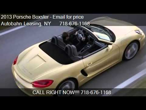 2013 Porsche Boxster CABRIOLET - for sale in Brooklyn, NY 11