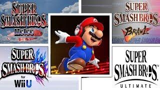 All Super Smash Bros Themes In Super Mario Maker Series