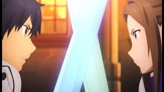 Sword Art Online:  Alicization「AMV」Right in Front of Me