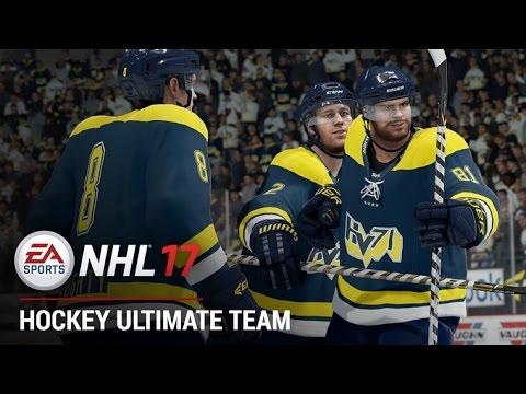 NHL 17 - Hockey Ultimate Team