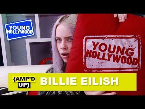 Billie Eilish: First Celebrity Crush Was Justin Bieber!