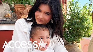 Kylie Jenner's Daughter Stormi Has Hilarious Reaction To Her Viral 'Rise And Shine' Song