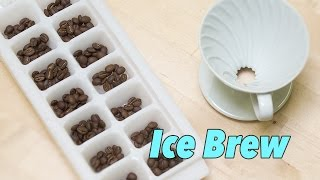 How To Brew Coffee   Japanese Style Iced Coffee Method