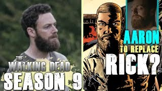 The Walking Dead Season 9 - Is Aaron our Future Rick?