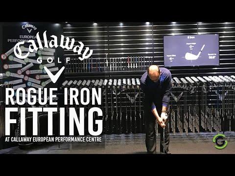 HIGH HANDICAP GOLFER - CALLAWAY IRON FITTING - With Golfshake Member Kevin Hyatt