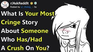 Really Awkward Teenage Stories Of Unrequited Love That Will Make You Cringe (r/AskReddit)
