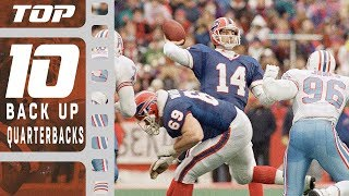 Top 10 Backup Quarterbacks!   NFL Films