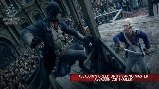Assassin's Creed Unity: Arno Master Assassin CG Trailer