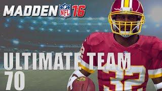 Madden 16 Ultimate Team - Golden Ticket Marcus Allen! Ep.70