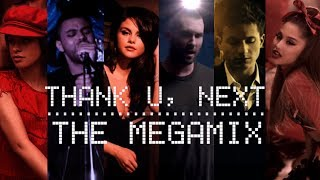 """THANK U, NEXT"" | The Megamix ft. Maroon 5, Marshmello, Camila, Dua, Charlie, Demi, Justin T."