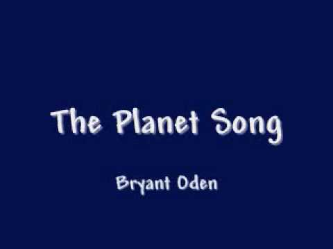 about the planets song - photo #42