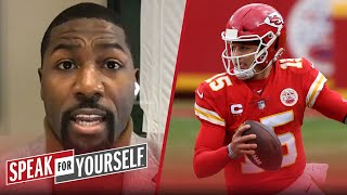 Browns near upset proves how vital Mahomes is to Chiefs — Greg Jennings | NFL | SPEAK FOR YOURSELF