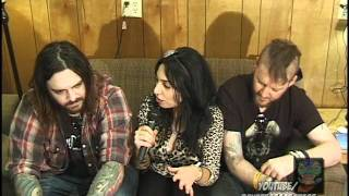 Uproar  Festival-Seether- Bay Area Backstage TV