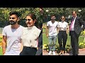 Anushka Sharma, Virat visit British High Commission..