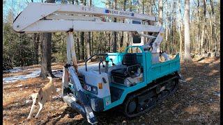 Buying a crawler boom lift