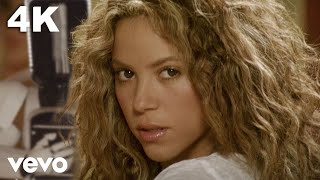 Shakira - Hips Don't Lie (Official Music Video) ft. Wyclef Jean