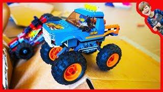 Lego City Monster Truck Arena