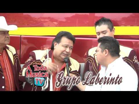 Entrevista De Grupo Laberinto Desde La Plaza Garibaldi - Julio 21, Del 2013
