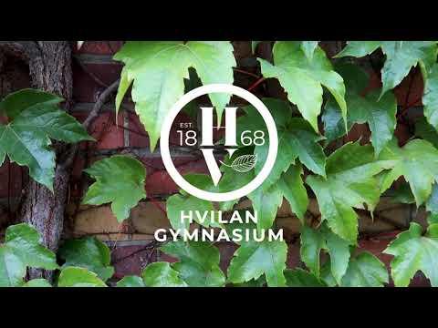 Hvilan Gymnasium Stockholm - Reklamfilm
