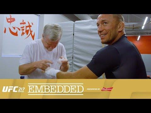 UFC 217 Embedded, cz. 1: Najłatwiejsze zbijanie wagi u Jędrzejczyk w historii
