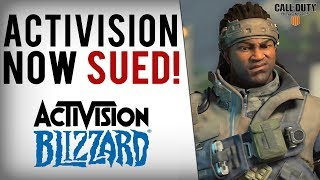 Activision's Mess! Sued For