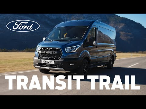 Ford Transit Trail | Ford Česká republika