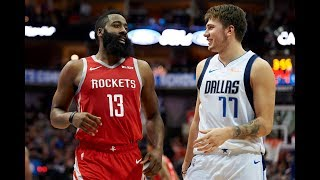James Harden vs. Luka Doncic | Who is the Step-Back King?
