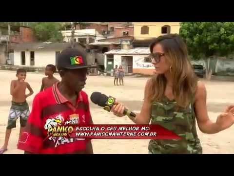 Baixar Pânico na Band Novo concurso: Funk Zica da Comunidade 10/03/2013