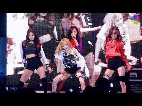 [스타ting][4K] 블랙핑크(Black Pink) '붐바야' 성결대학교 축제 공연