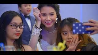 Quay phim phóng sự đám cưới Thanh Trần và Khánh Đăng - Video clip quay ở nhà gái