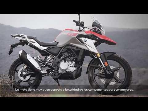 Motosx1000: Primer contacto BMW G 310 GS