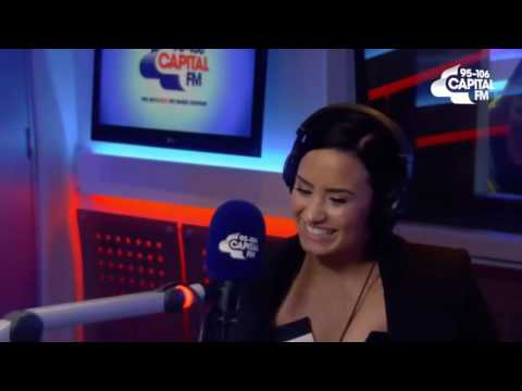 Demi Lovato - Because Of You by Kelly Clarkson [Capital FM]