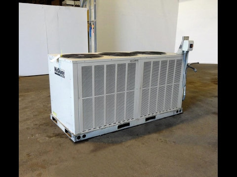 Used- McQuay Air Conditioner, Model RCS20F240D - stock# 48339044