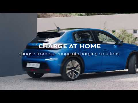 MOVE TO ELECTRIC by PEUGEOT - Charge at home